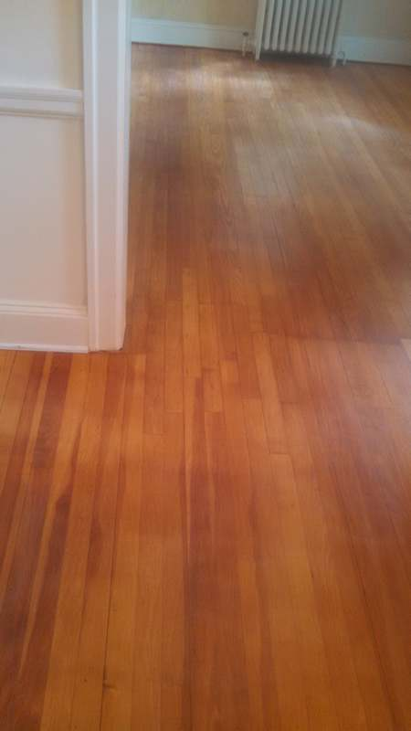 Pine Floor Repair and Finish Boyds MD