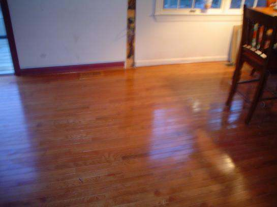 Bruce Dundee Prefinished Wood Floor repair Columbia MD