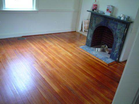 White oak floor Restoration College Park MD
