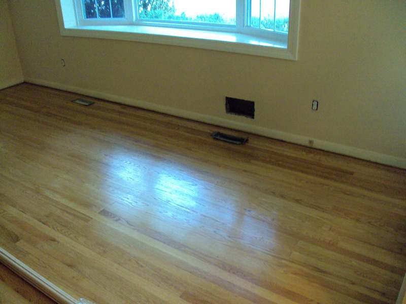 Wood Floor Water damage repair Columbia MD