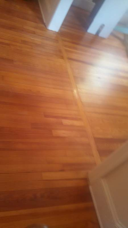 Pine Floor Repair Towson MD